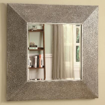 Coaster 901737 Accent Mirrors Series Square Both Wall Mirror