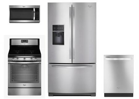 Whirlpool 730335 Kitchen Appliance Packages
