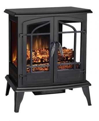Argo Furniture FS2512D Brando Series  Electric Fireplace