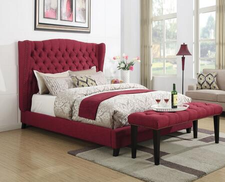 Acme Furniture 20887EK2PC Faye King Bedroom Sets