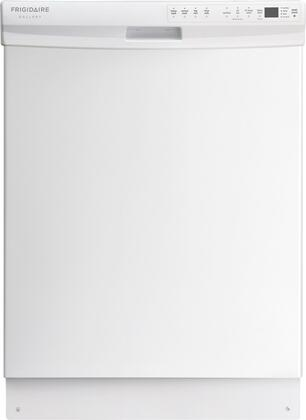 "Frigidaire FGBD2445NW 24"" Built In Full Console Dishwasher"