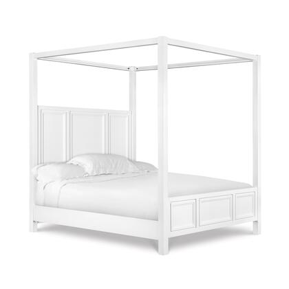 Magnussen B230456 Clearwater Series  Queen Size Poster Bed