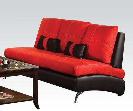 Acme Furniture 51745 Jolie Series Stationary Fabric Sofa