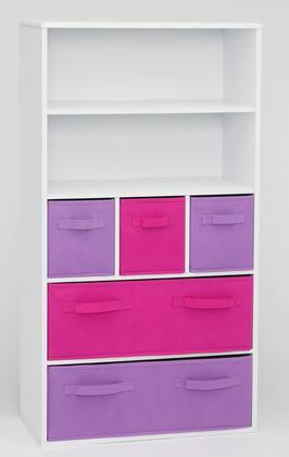 4D Concepts 12455  Bookcase