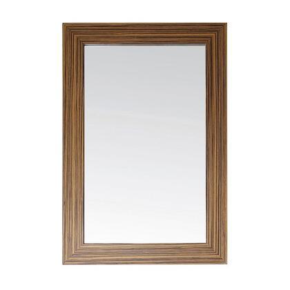 Avanity KNOXM24ZW Knox Series Rectangular Portrait Wall Mirror