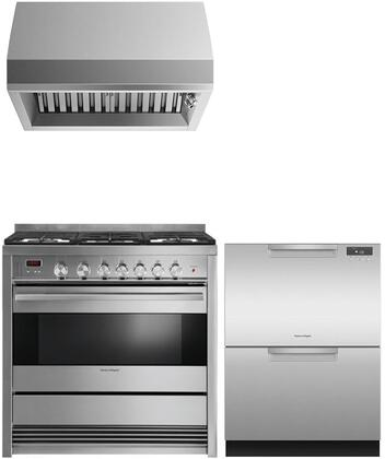 Fisher Paykel 718305 Kitchen Appliance Packages