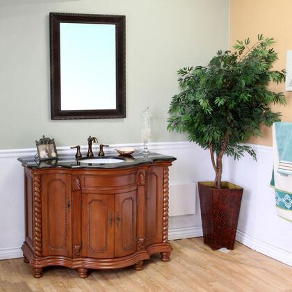 Bellaterra Home 600161 Single Vanity Sink