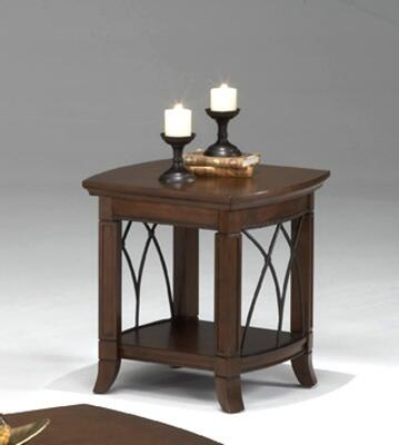 Bernards 8621  End Table
