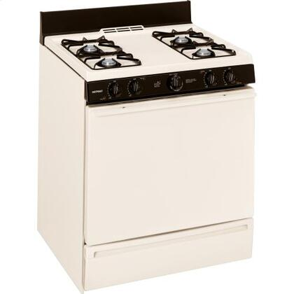 "Hotpoint RGB518PCDCT 30"" Gas Freestanding Range"