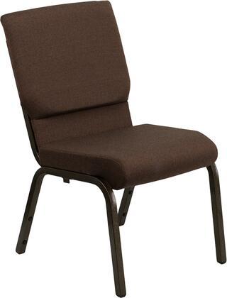 Flash Furniture XUCH60096BNGG Hercules Series Armless Fabric Metal Frame Accent Chair