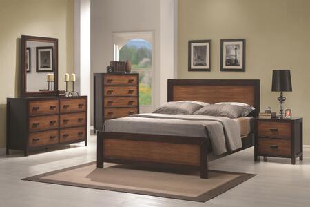 Coaster 202051KESET4 King Bedroom Sets