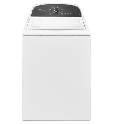 Whirlpool WTW5500BW Cabrio Series Top Load Washer