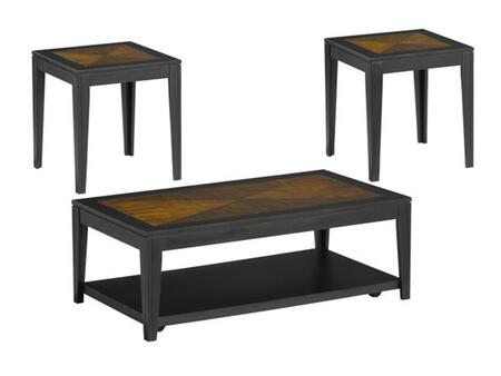 Jackson Furniture 87470 Contemporary Living Room Table Set