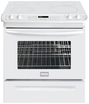 Frigidaire FGES3045KW Gallery Series Electric Freestanding