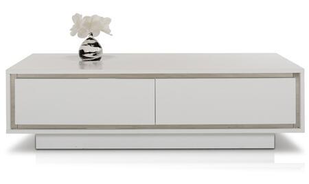 VIG Furniture VGUNCK8315WHT White Modern Table