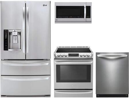 LG 742059 Kitchen Appliance Packages