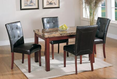 Meridian 721TCSET 721 Dining Room Sets