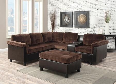 Acme Furniture 516652PC Cleavon Living Room Sets