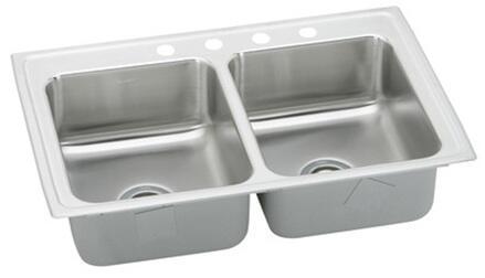 Elkay LRADQ3722651 Kitchen Sink
