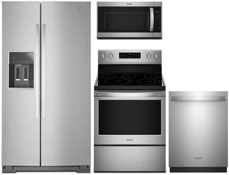 whirlpool 523826 kitchen appliance packages appliances connection. Black Bedroom Furniture Sets. Home Design Ideas