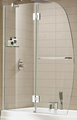 Plain shower door SBS02