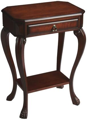 Butler 5021024 Plantation Cherry Series Traditional  End Table