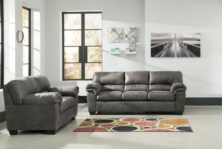 Milo Italia MI3020SLSLAT Hayden Living Room Sets