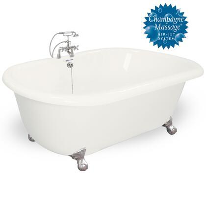 American Bath Factory T080DSNC