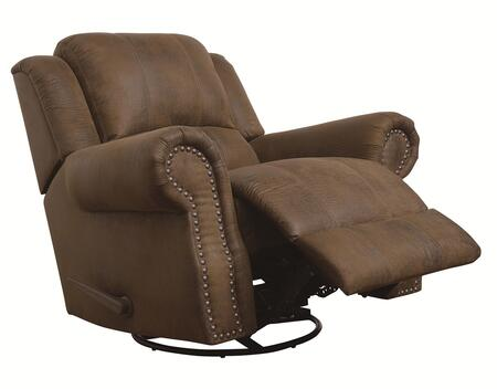 Coaster 650153 Sir Rawlinson Series Transitional Microfiber Wood Frame Rocking Recliners