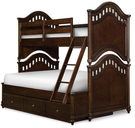 Magnussen Y185970TF Taylor Series  Twin over Full Size Bunk Bed