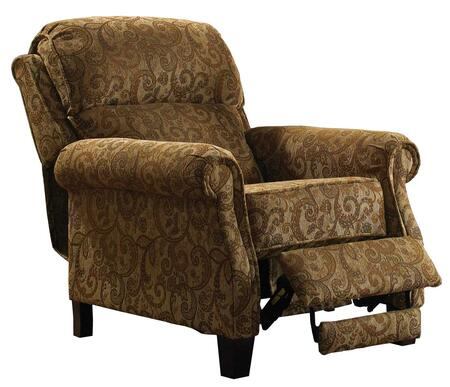 Jackson Furniture 426011 Traditional Fabric Wood/Steel Frame  Recliners