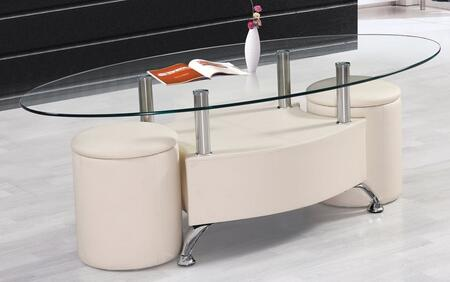 Acme Furniture 82020 Modern Table