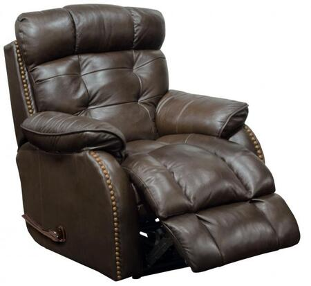 Catnapper 47736128309308309 Patterson Series Leather Metal Frame  Recliners