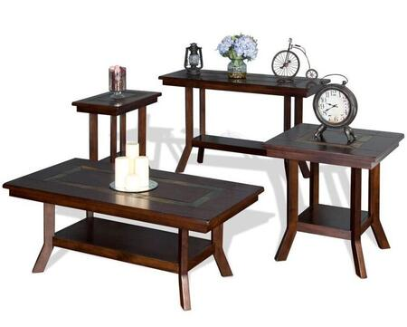 Sunny Designs 3175DHCKIT1 Living Room Table Sets