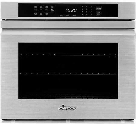dacor hwo127fs 27 inch stainless steel single wall oven appliances Dacor Warming Drawer Parts zoom in dacor heritage main image