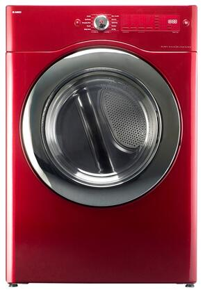 Asko TLS752GXXLRR  Gas Dryer, in Red