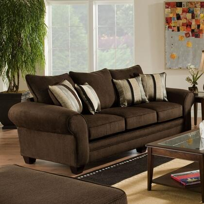 Chelsea Home Furniture 1837033920 Clearlake Series Stationary Fabric Sofa