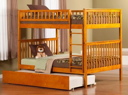 Atlantic Furniture AB56557  Full Size Bunk Bed