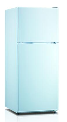 Equator RF443W Midea Series Refrigerator with 12.0 cu. ft. Capacity in White