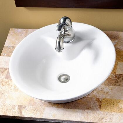 American Standard Morning Above Counter Bathroom Sink 0670.000