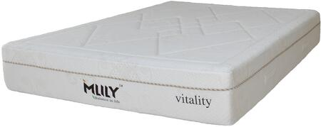 MLily AMBIANCE11TXL Ambiance Series Twin Extra Long Size Memory Foam Top Mattress