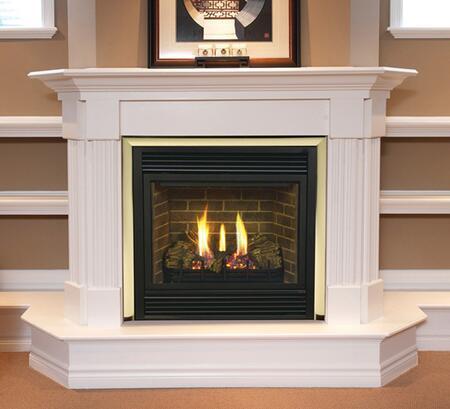 Majestic CDVT33PSC7  Direct Vent Natural Gas Fireplace