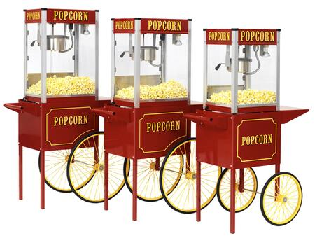 Paragon 1108110KIT2 Theater Pop Commercial Concession Mercha