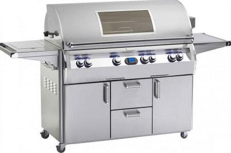 FireMagic E1060S2L1N62W Freestanding Natural Gas Grill