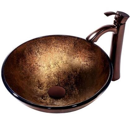 Vigo VGT152 Oil Rubbed Bronze Bath Sink