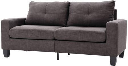 Glory Furniture G472AS Newbury Series Modular Fabric Sofa