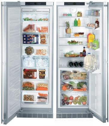 Liebherr 703014 Side-By-Side Refrigerators