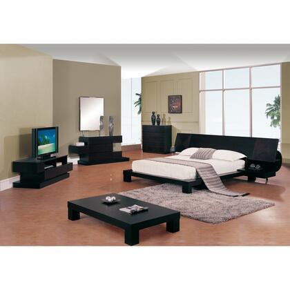 Global Furniture USA SOHOKBG Soho 3 Piece Set Bedroom Sets