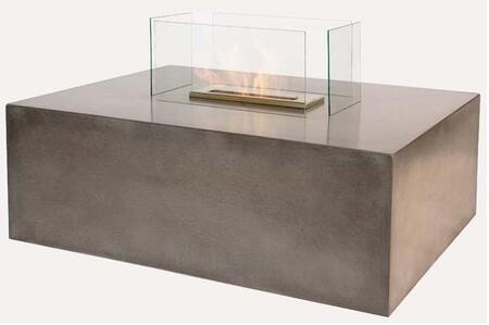 Bio Flame BLOFTGCH Blocco Series  Bioethanol Fireplace
