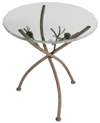 Stone County Ironworks 904-078 Pine Accent Table